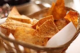Сладкие чипсы из тонкого лаваша