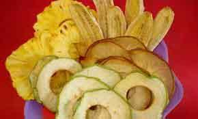Как приготовить фруктовые в домашних условиях