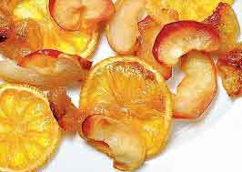 Рецепт приготовления фруктовых чипсов